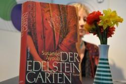 Zu Gast auf der literadio-Bühne am Stand der IG Autorinnen Autoren bei der Leipziger Buchmesse 2016