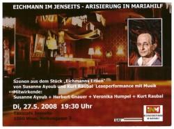 Eichmann im Jenseits