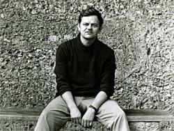 Alfred Hrdlicka 1965. Foto: Fritz Miho