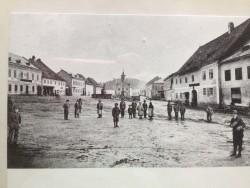 Es war einmal in Groß Gerungs.Foto: privat