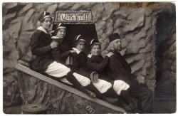 Käthe mit ihrer Familie. Foto: Archiv Franz Leichter